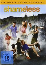 3 DVD-Box ° Shameless - Staffel 2 ° NEU & OVP