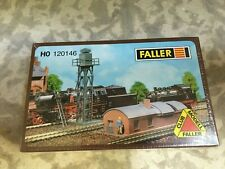 Faller #120146 HO Scale Bldg/Structure Kit Sanding Facility Sand House & Tower