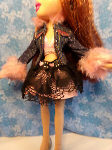 BRATZ FASHIONS HAUTE COUTURE HOLIDAY COLLECTOR SWEETHEART FASHION