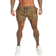 Gingtto Hombres Pantalones Cortos de Natación Beach Board de baño Troncos Swim boxeadores de secado rápido