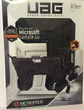 UAG Urban Armor Gear Metropolis Series Black Case Cover for Microsoft Surface Go