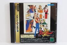 Real Bout Fatal Fury Special Sega Saturn Ss Japan Import Us Seller G7779