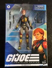 G.I Joe Classified Series SCARLETTE Action Figure