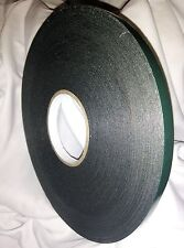 Double Sided Tape Adhesive vehicle Registration Number Plate roll 12x1MMx30M
