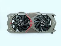 For Colorful GTX1060 Flame Wars 1060/1070 3G 6G Radiator Cooling Fan Assembly