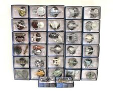 More details for lot 32x star trek the official starship collection eaglemoss miniatures -w32