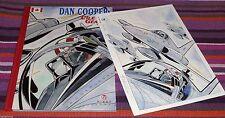 Weinberg - Dan Cooper HS 5 - TL 99 ex. - Editions HIBOU