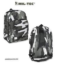 0d2beccde3 Zaino Zainetto da scuola elementare mimetico camouflage militare sport mil  tec