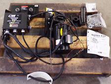 COLUMBUS MCKINNON MOTOR DRIVEN TROLLEY SERIES 635, 1/8-2 TONS, .25HP