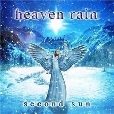 Heaven rain – second sun-CD-NEUF emballage d'origine-melodic METAL