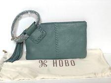 Hobo International Sable MEADOW Leather Clutch Wristlet Wallet New