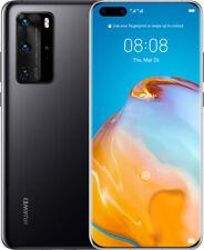 Huawei P40 PRO 256GB 5G Dual SIM NERO 24 mesi Garanzia Italia NO BRAND