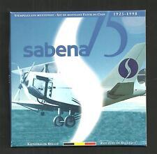 BELGIË - MUNTENSET 1998 - SABENA 75 - set in blister