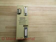 Siemens 6ES5 316-8MA11 Interface Module - Used