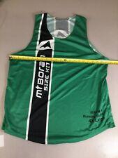 Borah Teamwear Mens Size Xxxxl 4xl Run Running Singlet (6910-139)