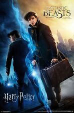 HARRY POTTER - FANTASTIC BEASTS - MOVIE POSTER - 22x34 - 15497