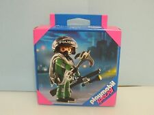 Playmobil Special policia Swat geo Ref 4693 año 2010