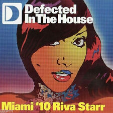 Defected in the House = Miami/Riva Starr = Curly/Tapia/SIS... = 2cd = groovesdeluxe!