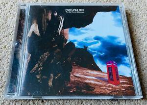 Porcupine Tree – The Sky Moves Sideways (1995 Delerium) CD DELEC CD 028