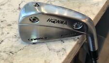 New listing Honma T//World TW X 4 Iron, Nippon Modus 3 105S, 2 degrees flat