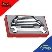 TT6208 - Teng Tools - 8 Piece Double Open Ended Spanner Set