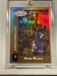 00-01 Fleer Hoops Hot Prospects Kobe Bryant #46 Los Angeles Lakers HOF