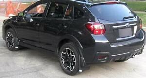 RokBlokz Rally Mud Flaps 2013-17 Subaru Crosstrek XV  Made in USA set of 4