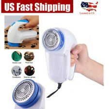 Electric Cloth Lint Pill Fluff Remover Fabrics Sweater Fuzz Shaver Household US
