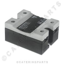 ALTO-SHAAM RL33829 RELAY 25A 230V ZERO CROSS CIRCUIT OVEN SCREW CONNECTION