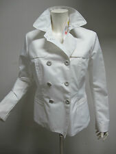 NEW PEUTEREY women's jacket model FONTAIN colour white  BIANCO IT 42  UK10