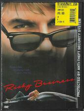 Risky Business (Dvd, 1983) Tom Cruise, Rebecca De Mornay, Brand New