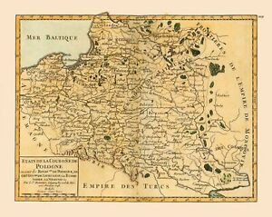 Poland - Robert 1748 - 23.00 x 28.84