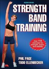 Strength Band Training - 2nd Edition, Todd Ellenbecker, Phil Page, Good Conditio