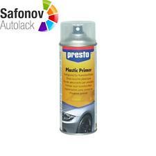 PRESTO Base adhésive pour Pièces synthétiques/plastiques Plastique Apprêt Spray