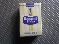 Beograd Filter alte Zigarettenschachtel (179)