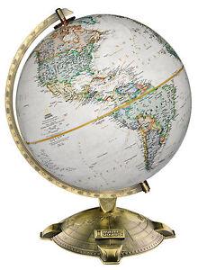 National Geographic Allanson 12 Inch Desktop World Globe