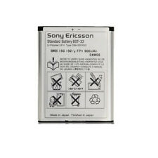 OEM BST-33 BST33 Original Battery for Sony Ericsson V800 K530i K550i