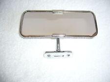 MG Interior Mirror-Stainless Head / Chromium Arm