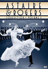 Astaire & Rogers Collection Volume 1 (DVD, 2005, 5-Disc Set) FREE SHIPPING!