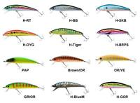 ABU GARCIA TORMENTOR - Floating Fishing Lures - All Colours & Sizes