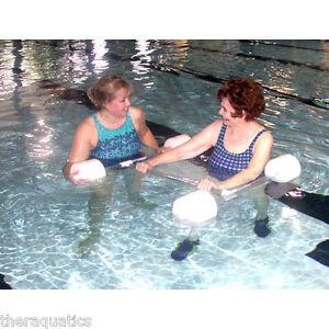 AquaJogger TriFit WATER WALKER Hip Knee Replacement Swim Pool Exercise Stroke