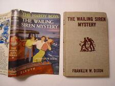 Hardy Boys #30 Wailing Siren Mystery, DJ