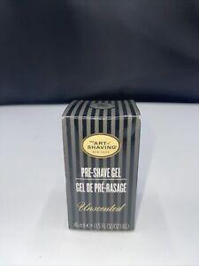 The Art of Shaving Pre-Shave Gel Unscented 1.5 oz. Shaving Cream & Gel