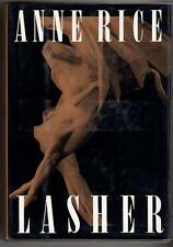Lasher by Anne Rice Signed First Edition