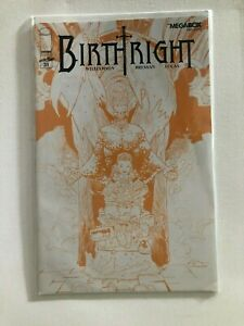 Image Birthright #31 Rare Skybound Megabox Exclusive Cover NM