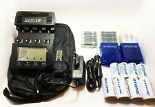 MAHA PowerEx MH-C9000 with full set Eneloop (AA and AAA battery)
