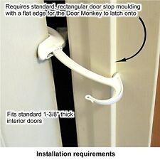 Baby & Child Proof Door Monkey Door Lock & Pinch Guard / prevent child open door