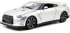 JADA 97255 - 1/18 BRIANS NISSAN GT-R R35 2009 FAST AND FURIOUS 7