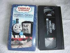 Thomas The Tank Engine & Friends VHS 2004 Steamies Vs Diesels