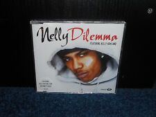 CD Single - Nelly feat. Kelly Rowland - Dilemma